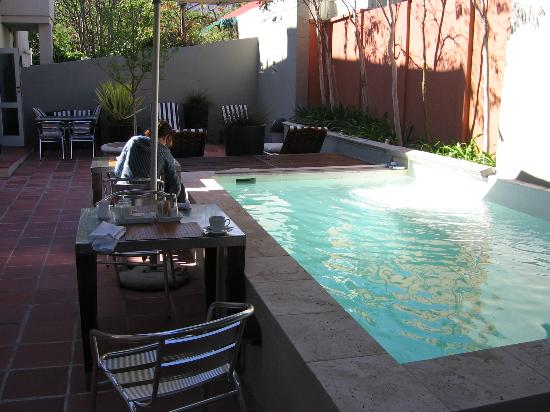 An African Villa: Cape Town - Pool