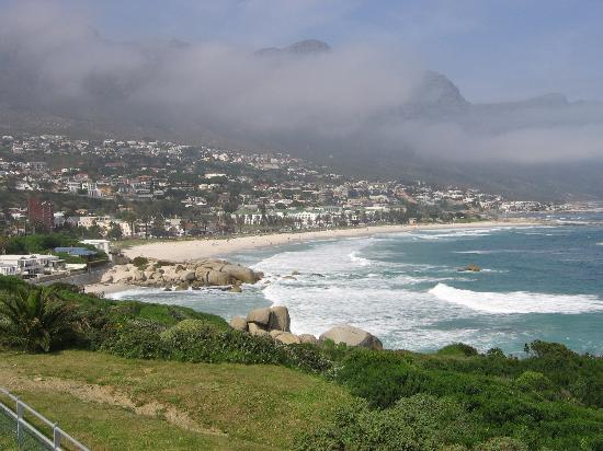 An African Villa: Cape Town - One of the beaches