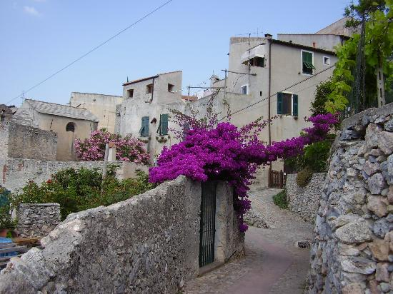 Hotel Ca'Ligure : im Dorf Ranzi