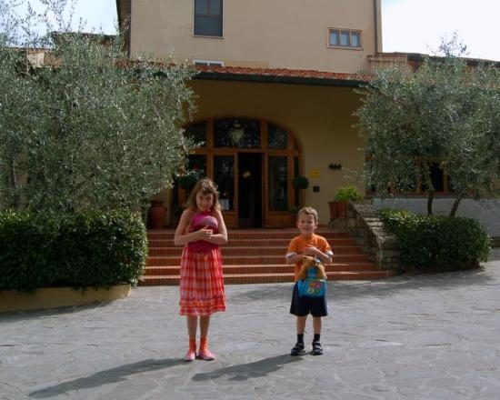 Hotel Hermitage : Exterior