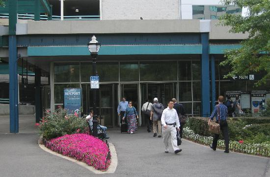 Hotels Near Newport Train Station