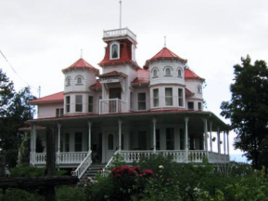 Saint Jean Port Joli, Canada: La Maison de l'Ermitage