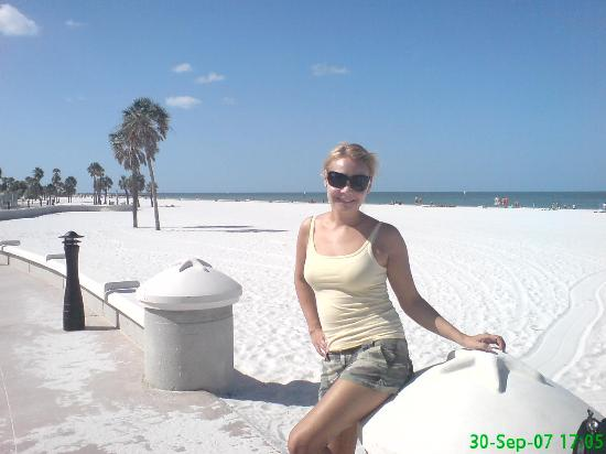 Silver Sands Motel: 5 min walk to pier 60 and beach