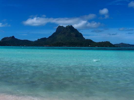 InterContinental Bora Bora Le Moana Resort: bora-bora