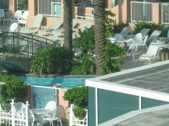 View From Room Picture Of Moody Gardens Hotel Spa Convention Center Galveston Tripadvisor