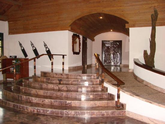 Tarangire Sopa Lodge: Lobby Area