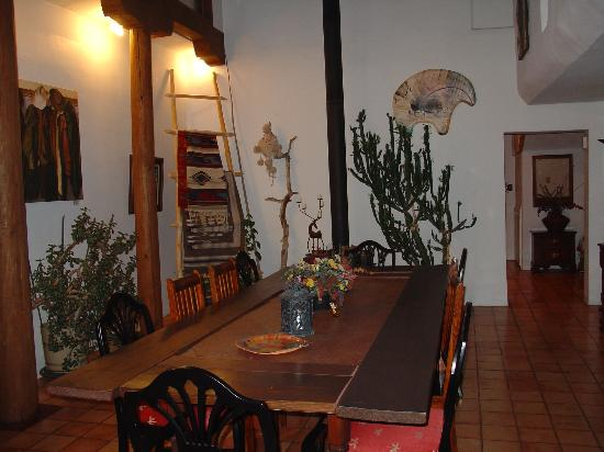 Orinda Bed and Breakfast : Dining Room
