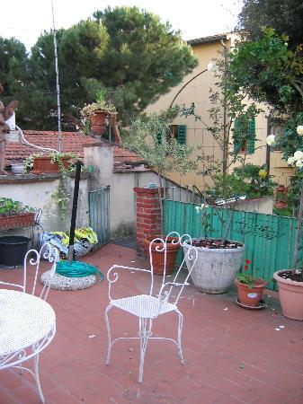 Hotel Il Bargellino: Il Bargellino's Terrace