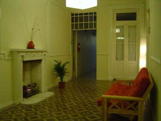 La Casa Fitz Roy: Hall