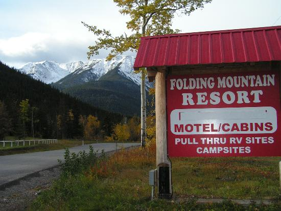 Folding Mountain Resort: Place with a nice views