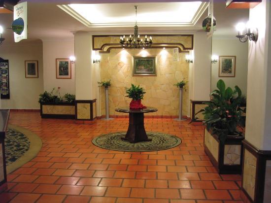 Shahzan Inn Fraser's Hill: Lobby