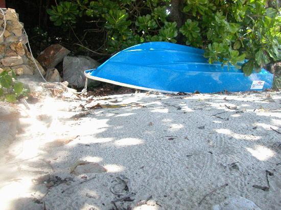 Pulau Kapas, Maleisië: the beach , storms boat