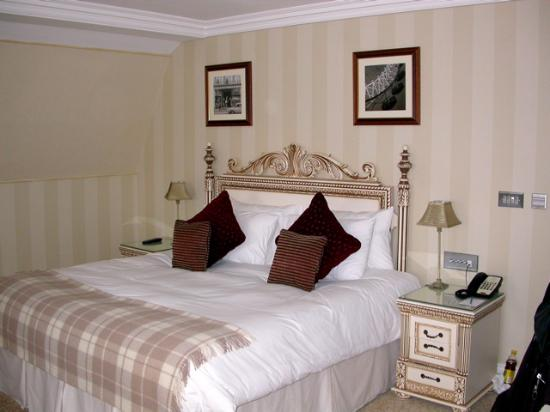 Bed in King Room