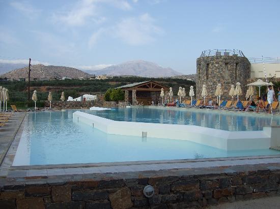 Dessole Mirabello Beach & Village: Village pool