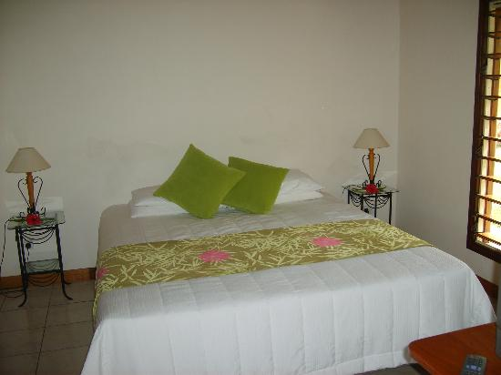 Mangoes Resort: Mangoes bedroom