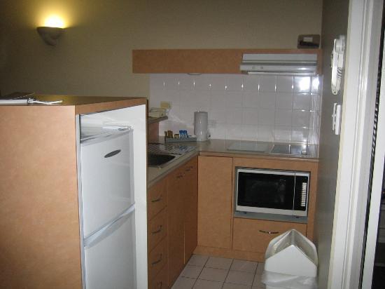 Il Palazzo Boutique Apartments Hotel: Kitchen