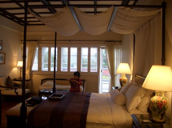 Cameron Highlands Resort: The usual Deluxe Room