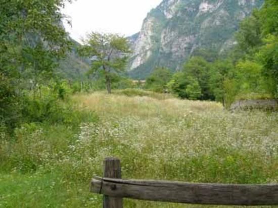 Il Giardino Segreto: walking trails, in mountains..fields...beautiful.