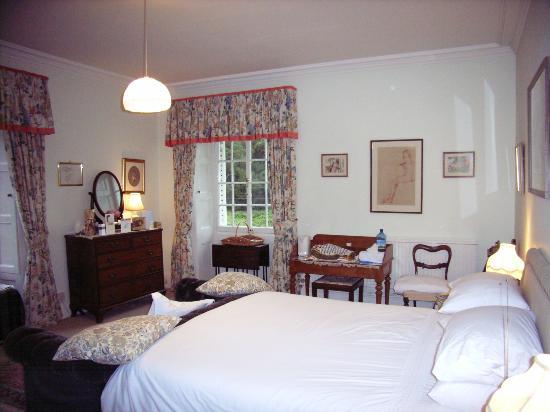 Peniarth Uchaf: Comfy Bedroom