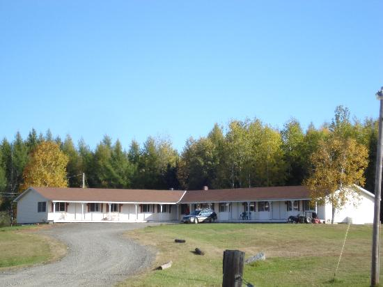 Aroostook Hospitality Inn: View of exterior