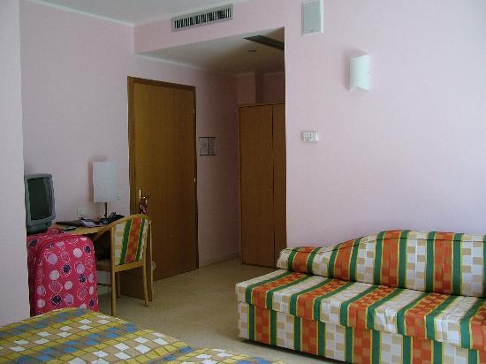 Hotel Garni Orchidea: Bedroom