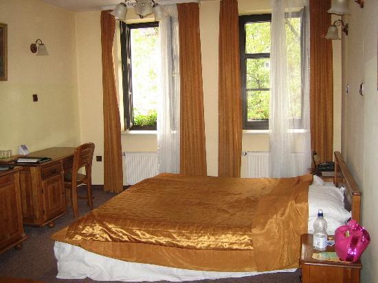 Eden Hotel: Bedroom
