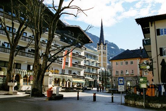 Hotels In Bad Hofgastein