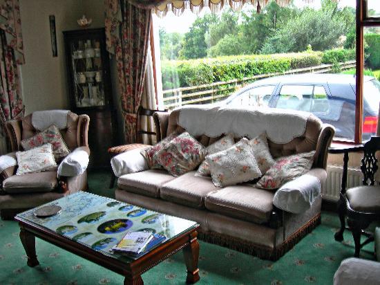 Glencairn House: Glencairn interior