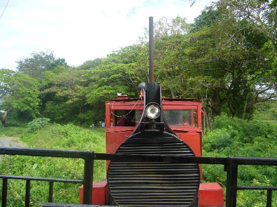 Sigatoka, Fidji : Coral Coast Railway