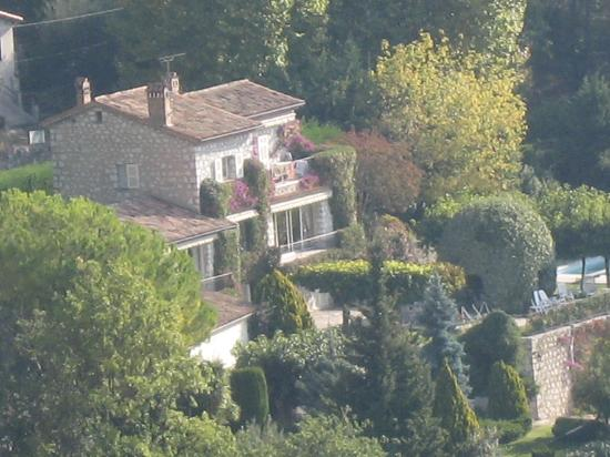 The Frogs' House: Cary Grant's House