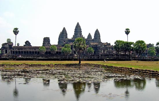 ‪سييم ريب, كامبوديا: Angkor Wat, great Khmer architecture‬