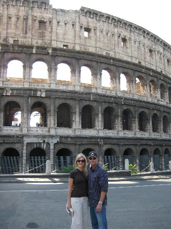Arena Guest House Colosseo: First day in Rome by Arena house