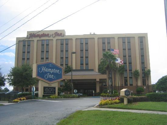 Hampton Inn Orlando-S. Of Universal Studios: Hampton Inn South of Universal Orlando