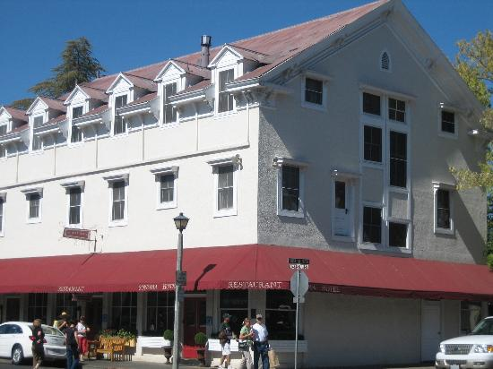 The Fig And Sonoma Hotel