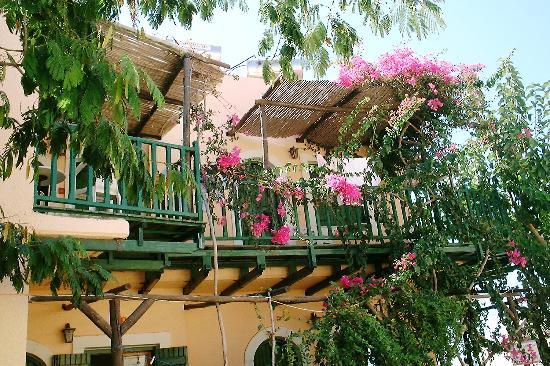 Ierapetra, Grecia: Balcony 2