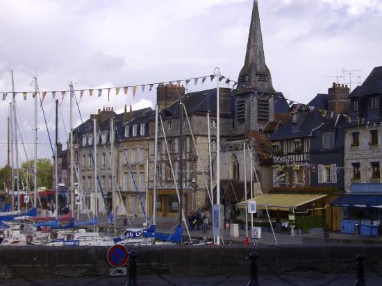 Honfleur, Fransa: St. Etienne