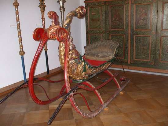 Tyrolean Folk Art Museum (Tiroler Volkskunstmuseum)