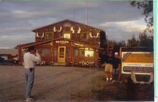 Bettles Lodge: Photo Op