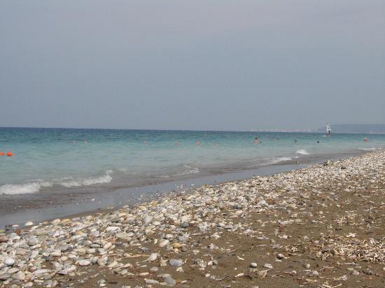 Pylea Beach Hotel: the beach