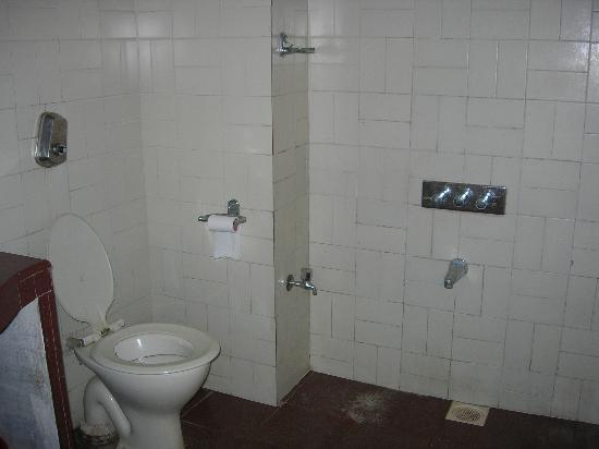 Longuinhos Beach Resort: Bathroom