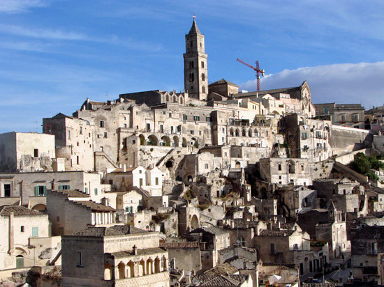 Conversano, Italy: Matera