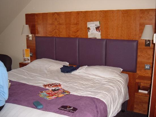 Premier Inn Blackpool East (M55, Jct4) Hotel : hotel room
