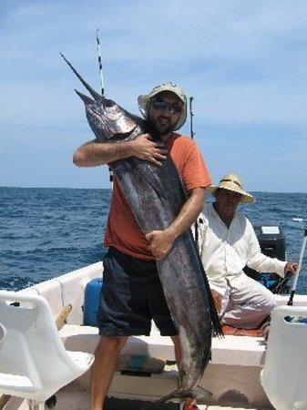 Fish El Salvador: Sailfish - WOW!