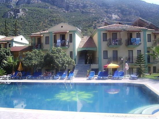Blue Star Hotel: hotel/pool
