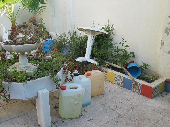 MedPlaya Hotel Villasol : la terrasse