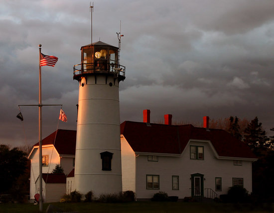 Cabo Cod, MA: Chatham Light