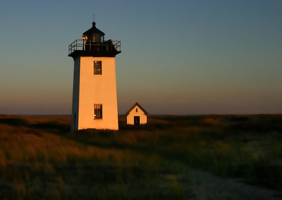 Cape Cod, Μασαχουσέτη: Wood End Light
