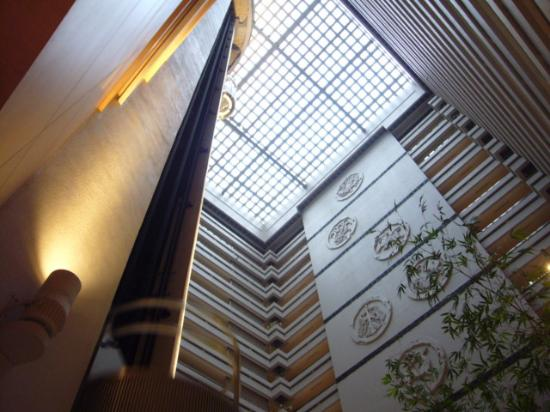 Sheraton Grand Taipei Hotel: Open Space Atrium