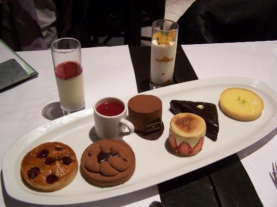 Les Moulins de Ramatuelle : Desserts