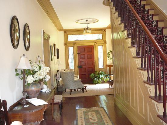 The Borland B&B & Brunch House: Entrance